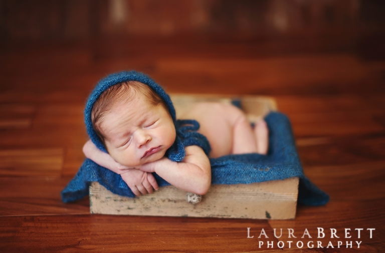 Atlanta georgia newborn and baby photographer laura brett photography