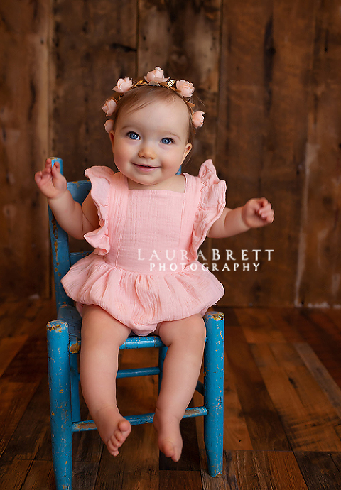 Baby First Birthday Photographer